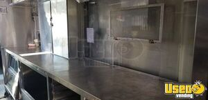 1996 Step Van Kitchen Food Truck All-purpose Food Truck Stainless Steel Wall Covers California for Sale