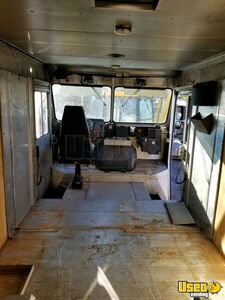 1996 Utilimaster Step Van Stepvan Interior Lighting Virginia Diesel Engine for Sale