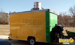 1996 Wells Cargo All-purpose Food Trailer Concession Window Florida for Sale