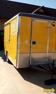 1996 Wells Cargo Concession Trailer Spare Tire Florida for Sale