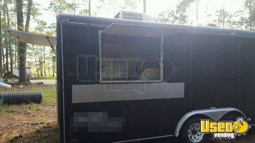 1997 All-purpose Food Trailer Concession Window Georgia for Sale - 3