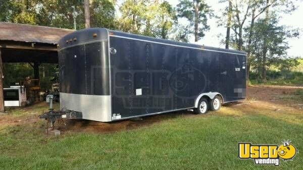 1997 All-purpose Food Trailer Georgia for Sale