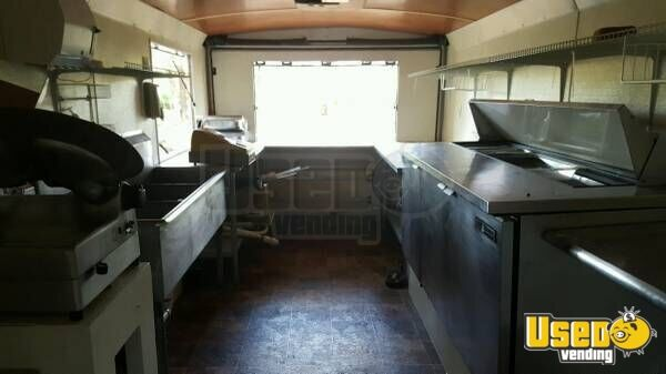 1997 All-purpose Food Trailer Prep Station Cooler Georgia for Sale - 5