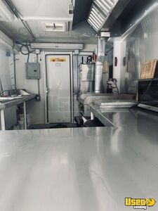 1997 Barbecue Concession Trailer Barbecue Food Trailer Diamond Plated Aluminum Flooring Minnesota for Sale
