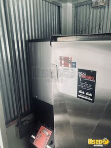 1997 Barbecue Concession Trailer Barbecue Food Trailer Stovetop Minnesota for Sale