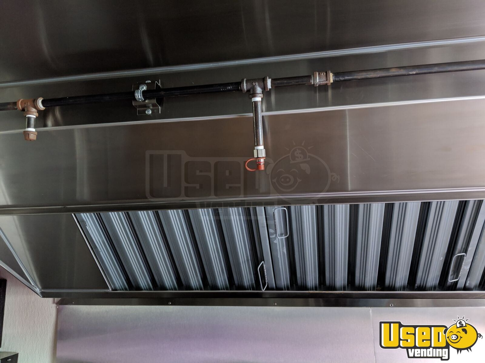 1997 Chevy P 30 All-purpose Food Truck Exhaust Hood Indiana Gas Engine for Sale - 8