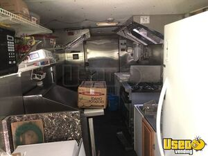1997 Chevy P30 All-purpose Food Truck Cabinets Massachusetts for Sale