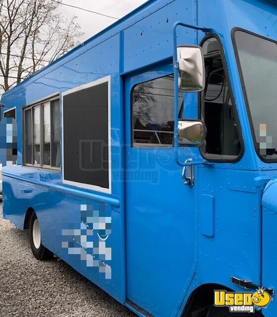 Chevy Food Truck for Sale in Rhode Island!!!