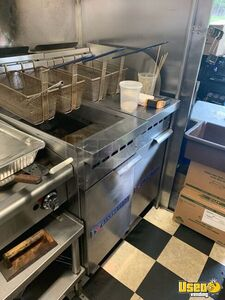 1997 Chevy Workhorse P30 All-purpose Food Truck Prep Station Cooler Connecticut Gas Engine for Sale