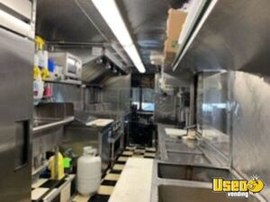 1997 Chevy Workhorse P30 All-purpose Food Truck Steam Table Connecticut Gas Engine for Sale