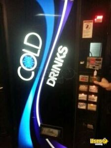 1997 Dixie Narco Soda Machine 10 Utah for Sale