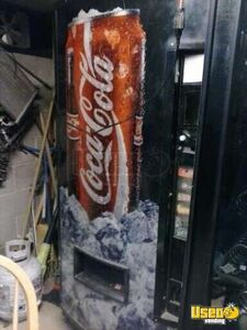 1997 Dixie Narco Soda Machine 8 Utah for Sale