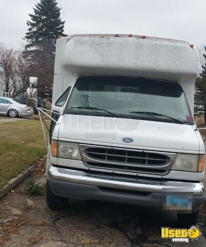 1997 Ford E 450 All-purpose Food Truck Air Conditioning North Dakota for Sale - 2