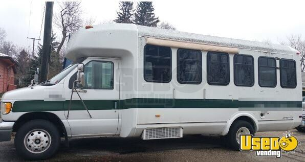 1997 Ford E 450 All-purpose Food Truck North Dakota for Sale