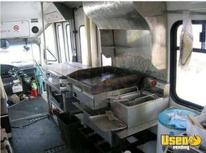 1997 Ford E 450 All-purpose Food Truck Work Table North Dakota for Sale