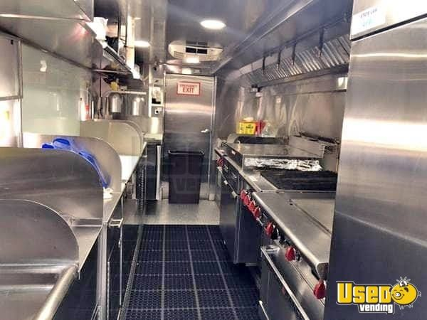 1997 Freightliner All-purpose Food Truck Diamond Plated Aluminum Flooring California Diesel Engine for Sale - 8