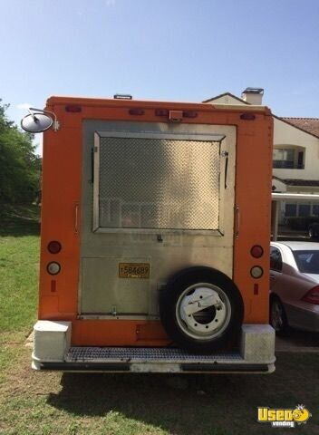 1997 Freightliner All-purpose Food Truck Spare Tire Texas Diesel Engine for Sale - 3