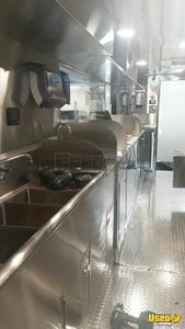 1997 Freightliner All-purpose Food Truck Surveillance Cameras California Diesel Engine for Sale