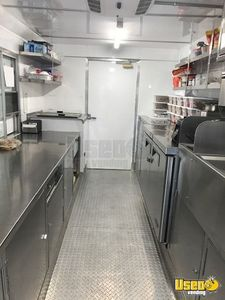 1997 Freightliner Ice Cream Truck Diamond Plated Aluminum Flooring California Diesel Engine for Sale