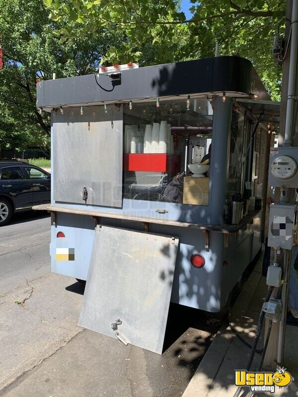 1997 Frstr - Espresso Express Beverage - Coffee Trailer Concession Window Pennsylvania for Sale - 3
