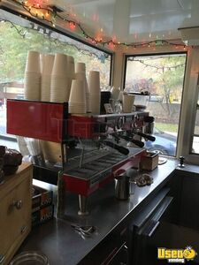 1997 Frstr - Espresso Express Beverage - Coffee Trailer Deep Freezer Pennsylvania for Sale