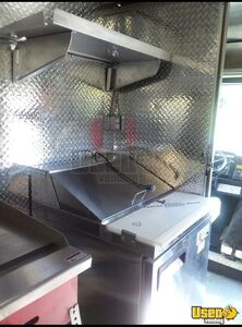1997 Gmc All-purpose Food Truck Prep Station Cooler Virginia Diesel Engine for Sale