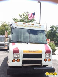 1997 Gmc All-purpose Food Truck Spare Tire Maryland Diesel Engine for Sale