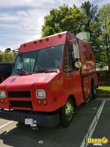 1997 Gmc Tp30842 All-purpose Food Truck Exterior Customer Counter Virginia Diesel Engine for Sale