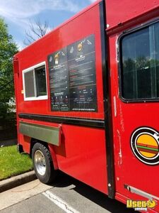 1997 Gmc Tp30842 All-purpose Food Truck Insulated Walls Virginia Diesel Engine for Sale