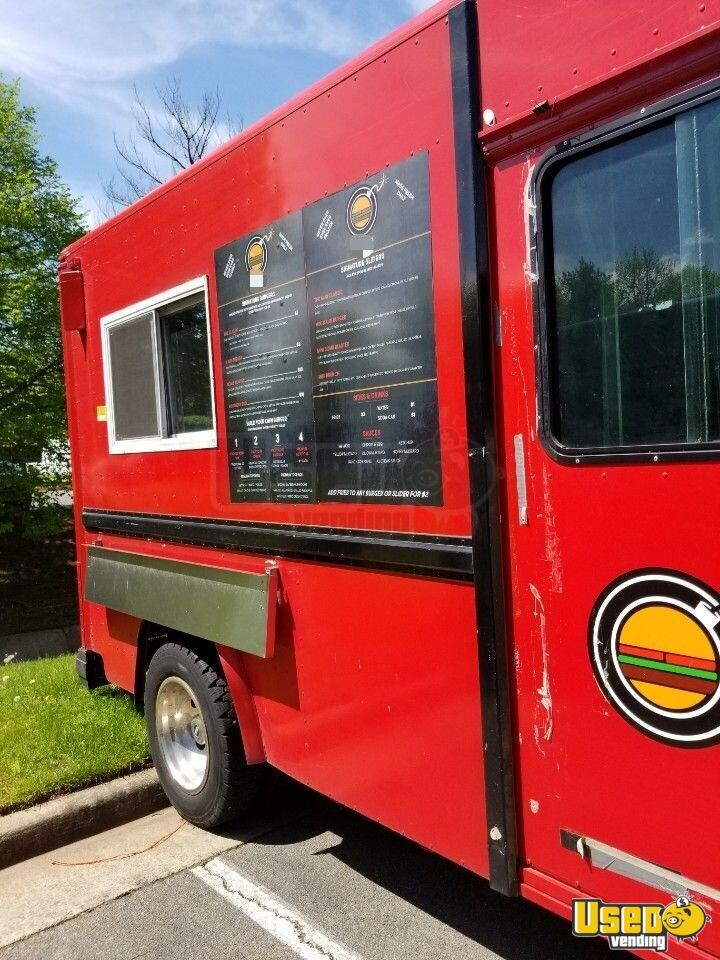 1997 Gmc Tp30842 All-purpose Food Truck Insulated Walls Virginia Diesel Engine for Sale - 3