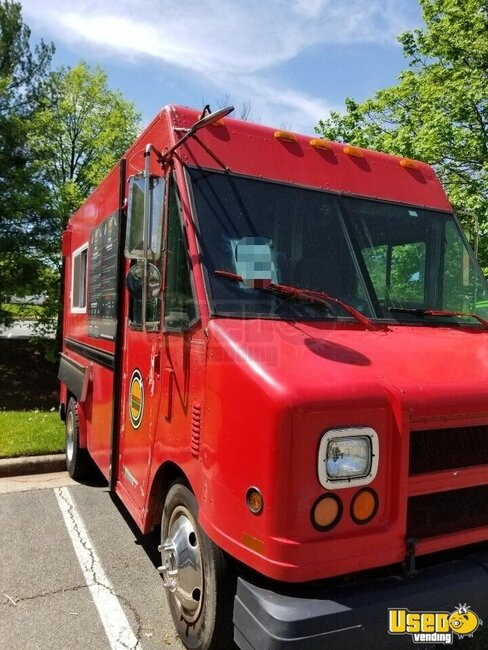 1997 Gmc Tp30842 All-purpose Food Truck Virginia Diesel Engine for Sale