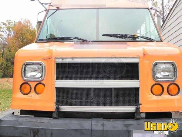 used gmc food truck for sale in maryland mobile kitchen. Black Bedroom Furniture Sets. Home Design Ideas