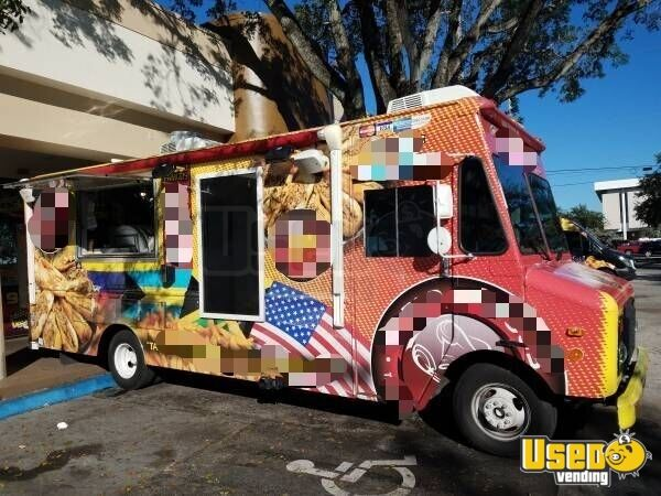 1997 Grumman All-purpose Food Truck Florida for Sale