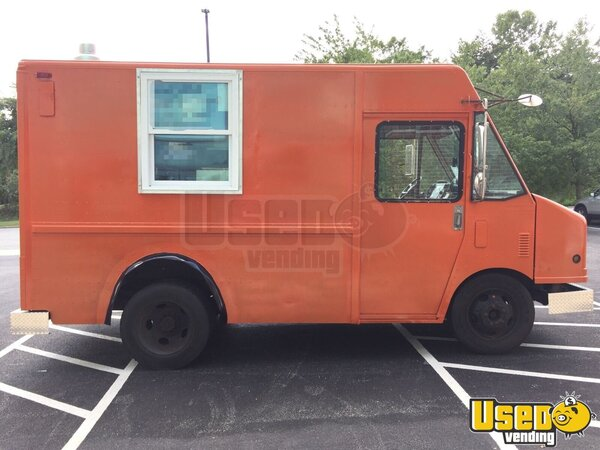 1997 Ultramax Food Truck Maryland Gas Engine for Sale