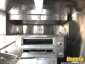 1997 Ultramax Food Truck Stainless Steel Wall Covers Maryland Gas Engine for Sale