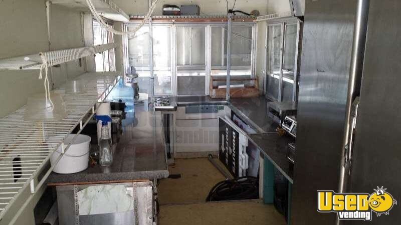 1997 Wells Cargo Wec 202 All-purpose Food Trailer Ice Shaver Texas for Sale - 9