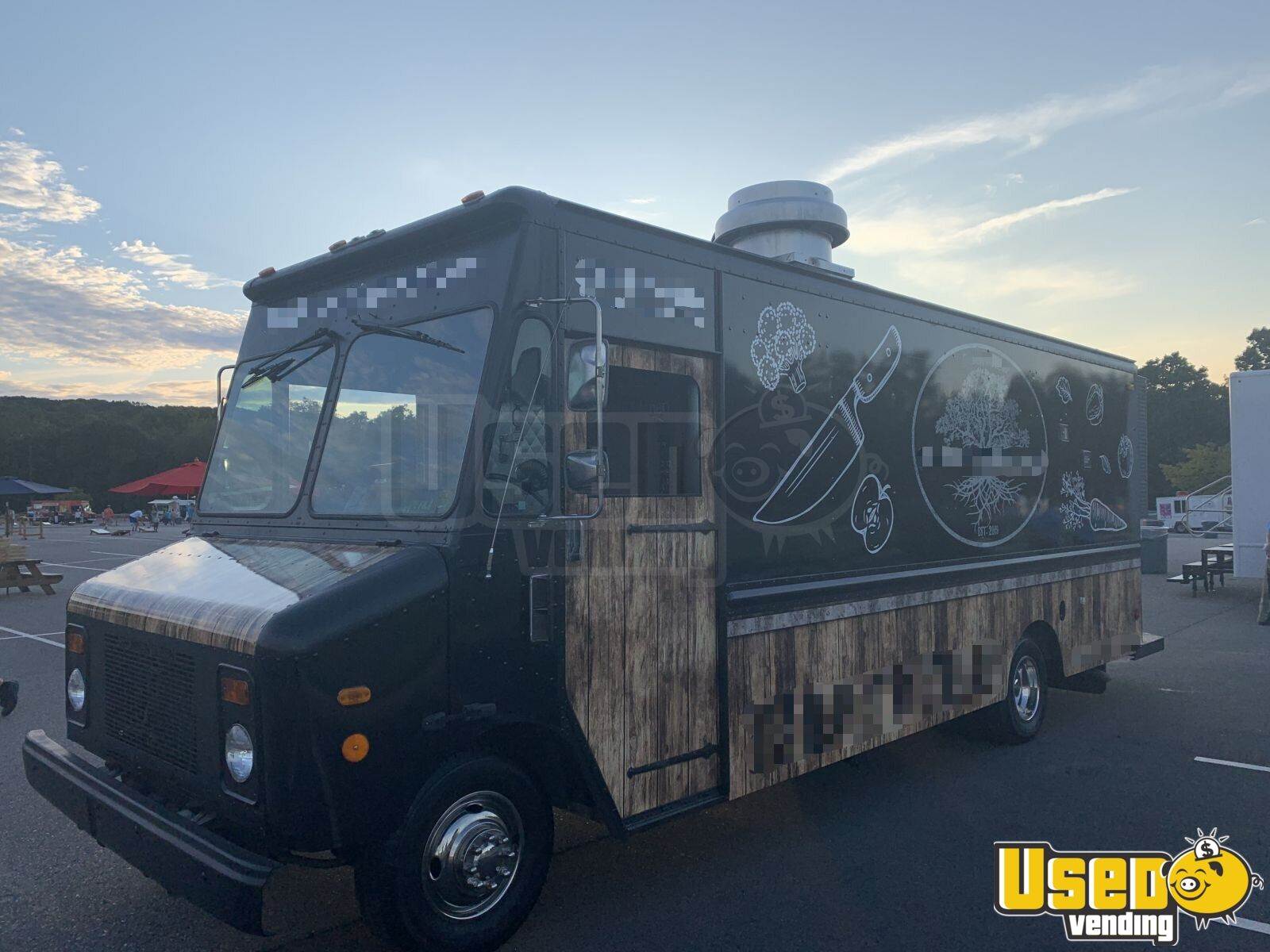 1997 Workhorse P30 Step Van Kitchen Food Truck All-purpose Food Truck Concession Window Connecticut Gas Engine for Sale - 3