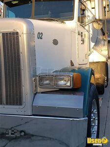 1998 378 Triaxle 18' Dump Truck Peterbilt Dump Truck 7 California for Sale