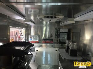 1998 Chevi P30 All-purpose Food Truck Stainless Steel Wall Covers Florida Gas Engine for Sale