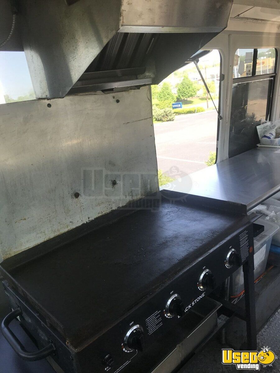 1998 Chevrolet All-purpose Food Truck Generator Ohio Gas Engine for Sale - 4