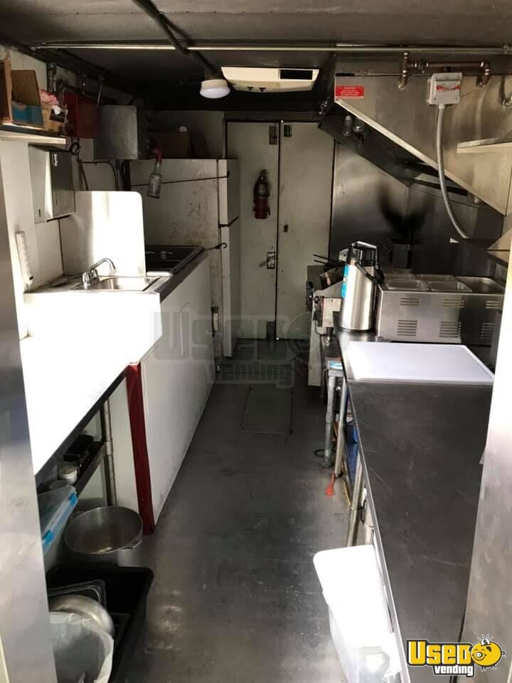 1998 Chevrolet P-30 All-purpose Food Truck Concession Window Louisiana for Sale - 3