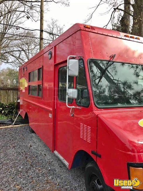 1998 Chevrolet P-30 All-purpose Food Truck Louisiana for Sale
