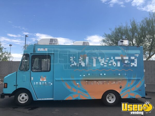 1998 Chevrolet P30 All-purpose Food Truck Arizona Gas Engine for Sale