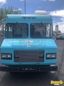 1998 Chevrolet P30 All-purpose Food Truck Exterior Customer Counter Arizona Gas Engine for Sale