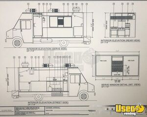 1998 Chevrolet P30 All-purpose Food Truck Oven Arizona Gas Engine for Sale