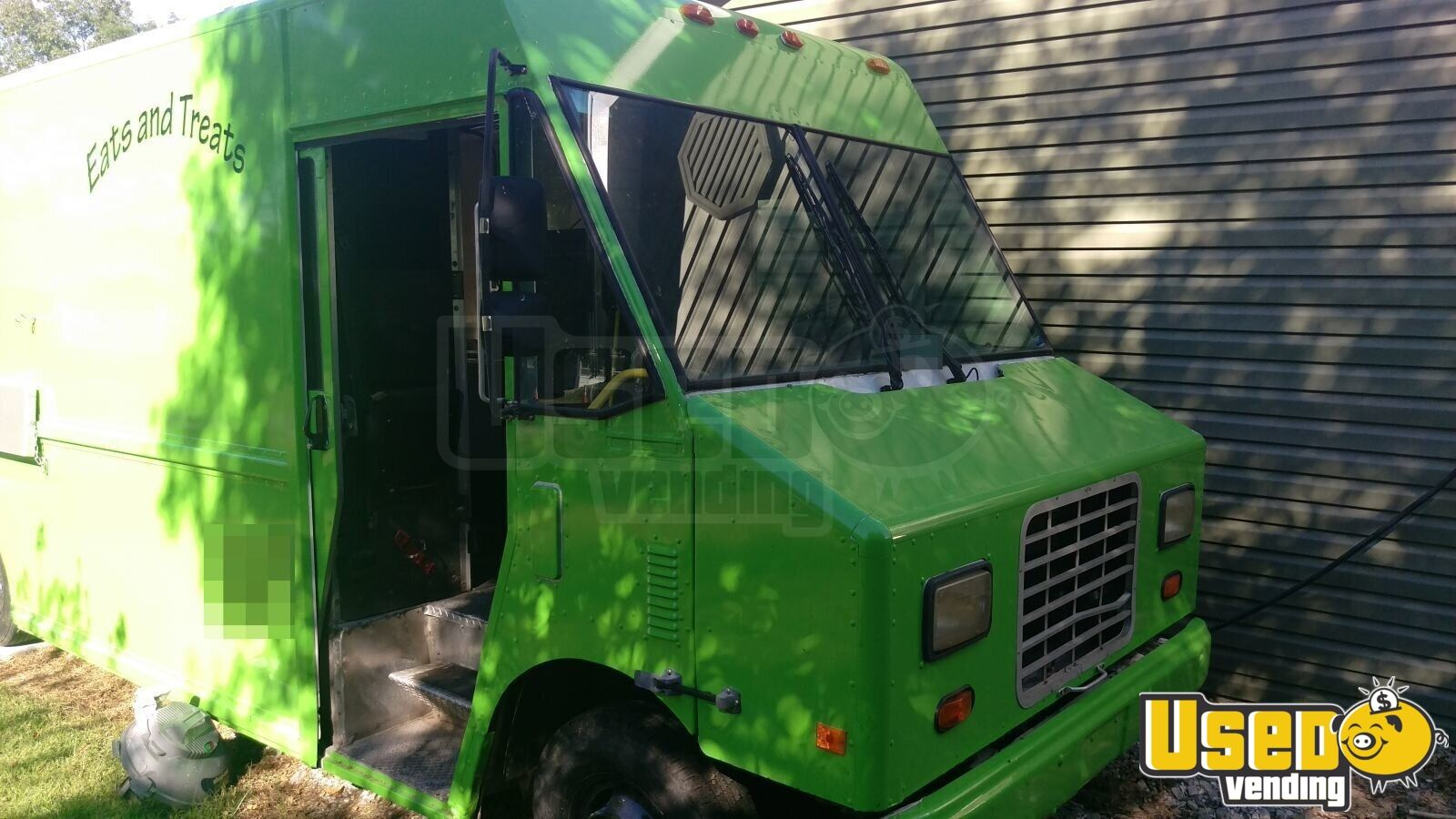 1998 Chevrolet P30 Food Truck Generator Missouri for Sale - 3