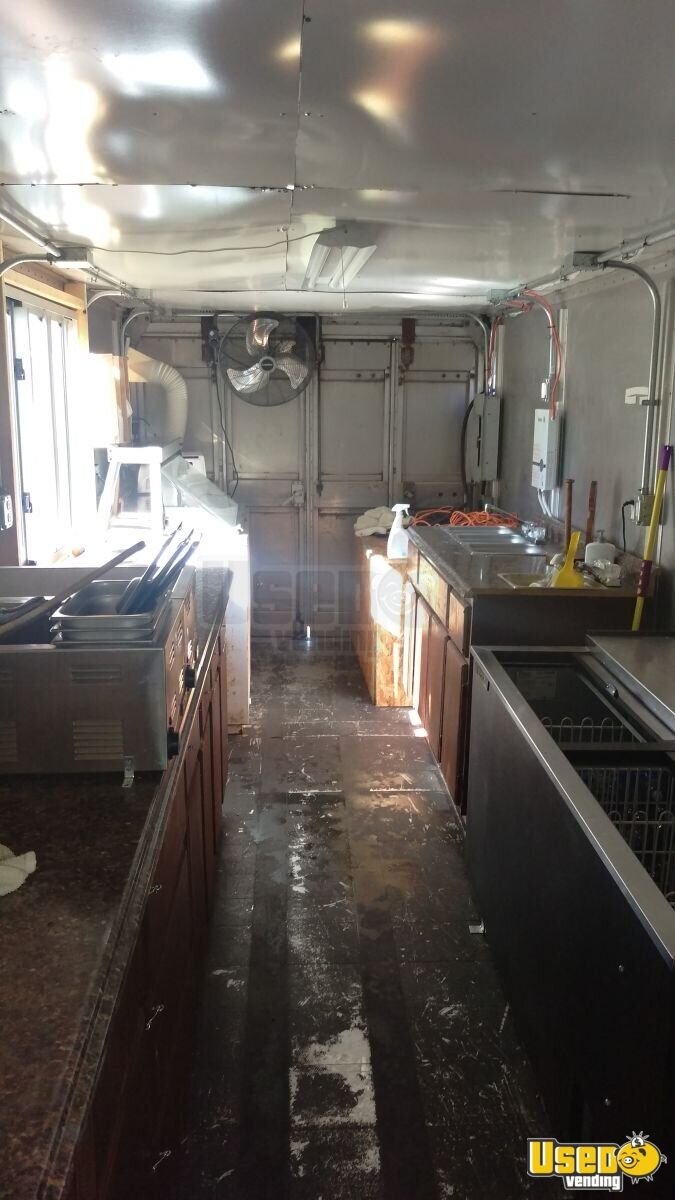 1998 Chevrolet P30 Food Truck Steam Table Missouri for Sale - 5