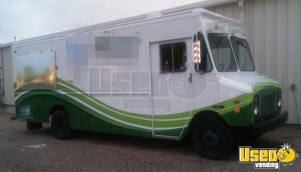 1998 Chevrolet P41 Step Van All-purpose Food Truck Kansas Gas Engine for Sale