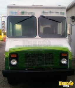1998 Chevrolet P41 Step Van All-purpose Food Truck Stainless Steel Wall Covers Kansas Gas Engine for Sale