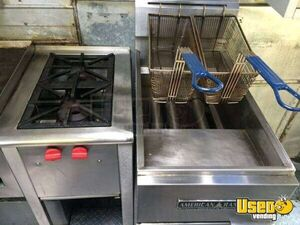 1998 Chevy All-purpose Food Truck Fryer Texas Gas Engine for Sale